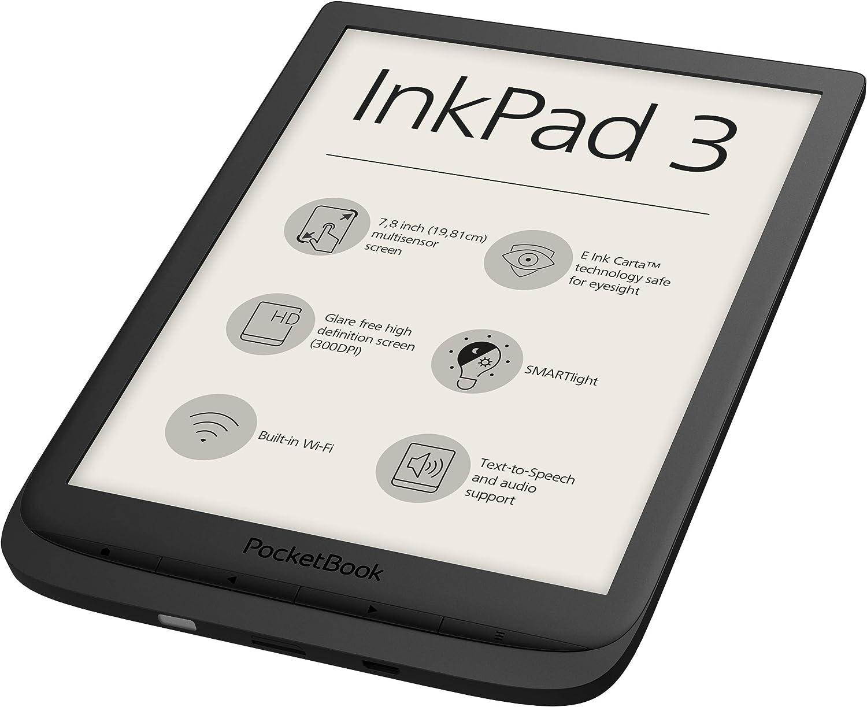 PocketBook InkPad 3 - Lector de Libros electrónicos: Pocketbook ...