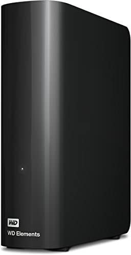 WD 8TB Elements Desktop Hard Drive review