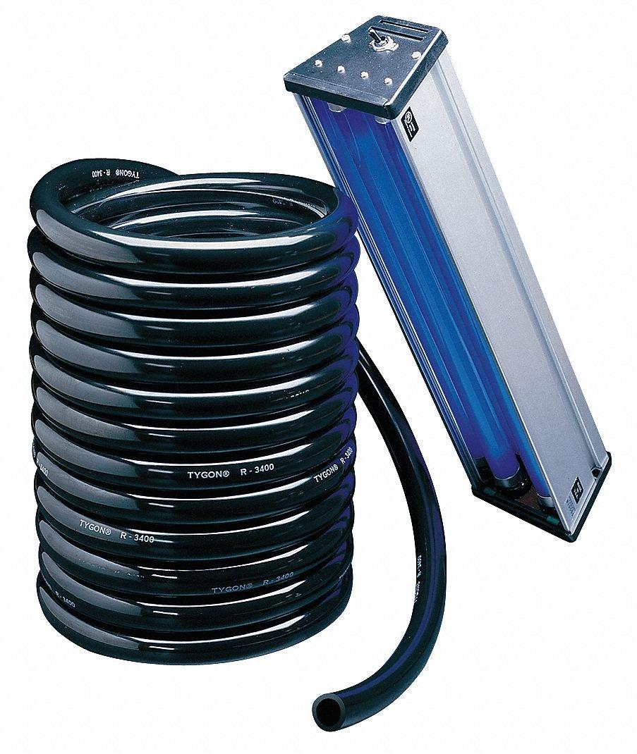 50 ft//pk Tygon UV-Resistant Tubing 1//4 ID x 3//8 OD