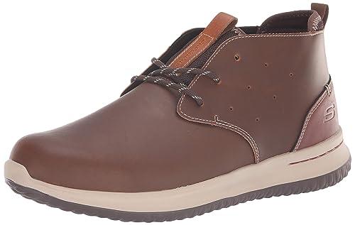 Skechers Delson-Clenton, Botas Chukka para Hombre: Amazon.es: Zapatos y complementos