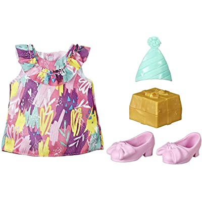 Baby Alive Littles, Little Styles Birthday Party Outfit for Littles Dolls: Toys & Games