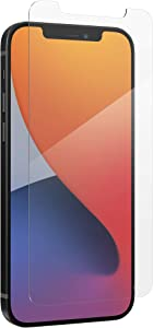 ZAGG InvisibleShield Glass+ Screen Protector – High-Definition Tempered Glass Made for iPhone 12 Pro, iPhone 12, iPhone 11, iPhone XR – Impact & Scratch Protection, 200106692