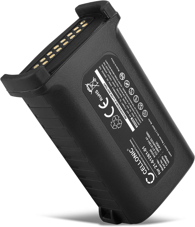 21-61261-01,21-65587-01,BRTY-MC90SAB00-01,82-111734-01 3400mAh replacement battery spare MC9060 MC9050 MC9010 CELLONIC/® Premium Battery compatible with Motorola Symbol MC9090 MC9000