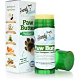 Handy Hound Paw Butter Dog Paw Balm Made from The Finest All-Natural Waxes, Oils, and Butters to Heal and Protect Dry, Rough, Chapped, Cracked Paws & Snout. The Wax Protects from The Snow and Ice.