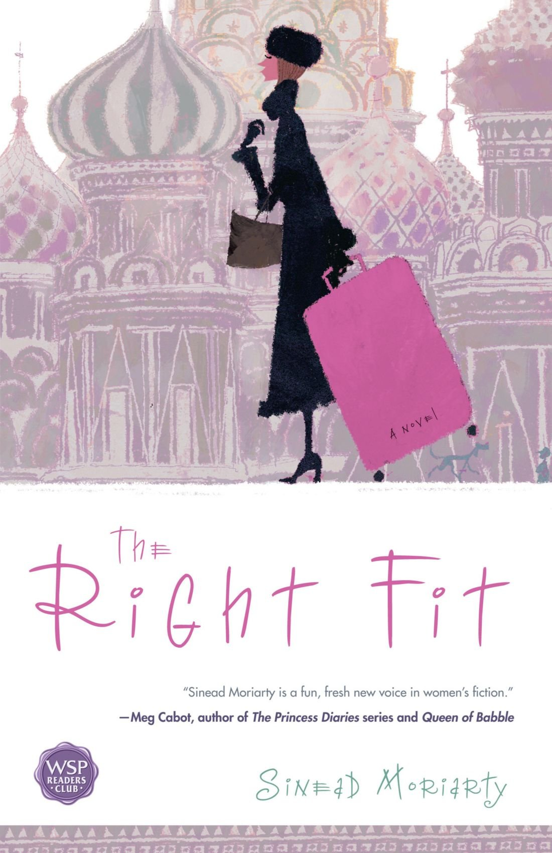 The Right Fit: A Novel: Sinead Moriarty: 9780743496780: Amazon: Books