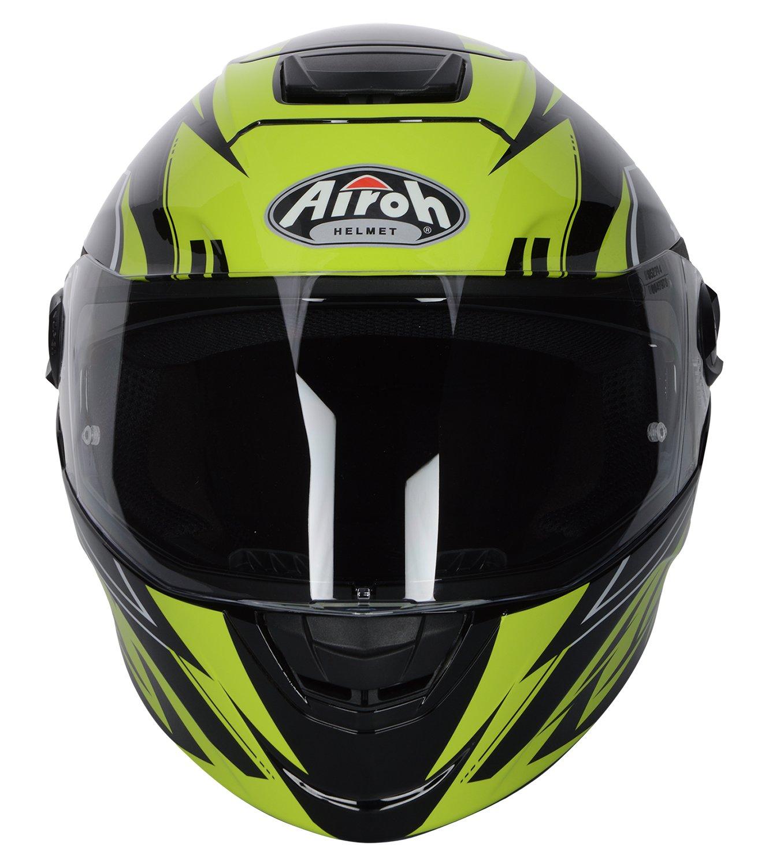 Airoh Storm Schlacht Motorrad Helm