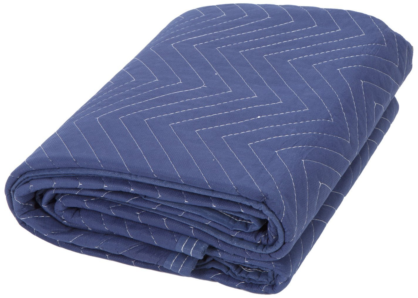 """Moving Blankets from Shoulder Dolly - 1 Blanket, 45"""" x 72"""" - Dual Sided Blanket, Heavy Duty, Thick, Durable, Supreme Quality - M1002"""