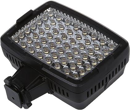 Cn-lux560 56pcs Luz Led De Video Lampara Para Canon Nikon Jvc Cámara Dv Videocámara