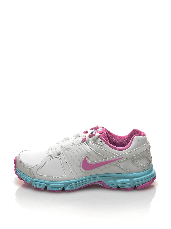 Sneaker Wmns weißrosatürkis 5 36 Nike Lea 5 EU Downshifter MpVzSU