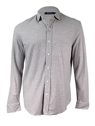 2b5615155ea5a0 Guess Men's Long Sleeve Cotton Woven Slim Fit Black Button Down .