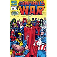 Infinity War, The #1 VF ; Marvel comic book