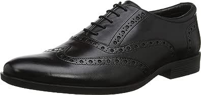 Hush Puppies Oaken, Zapatos de Cordones Brogue Hombre