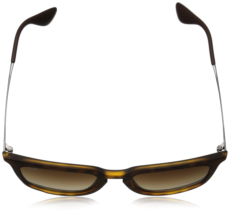Ray-Ban Mens 0RB4221 Square Sunglasses
