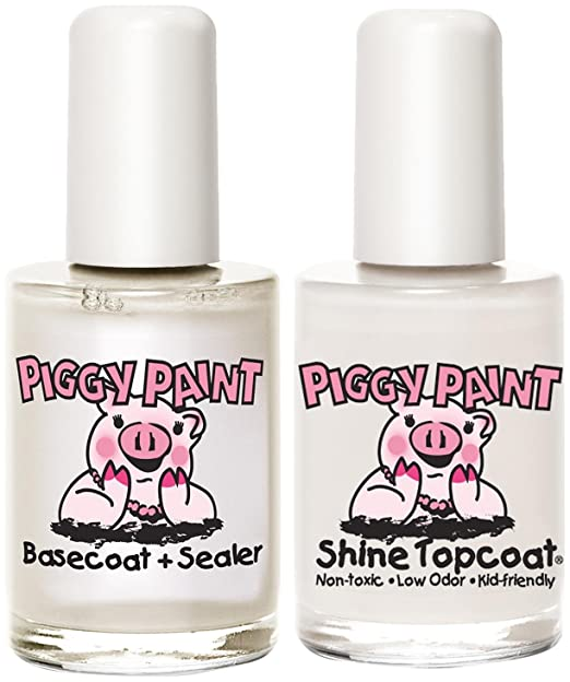 Amazon.com: Piggy Paint Gift Set - Make It Last - 1 oz - 2 ct: Beauty