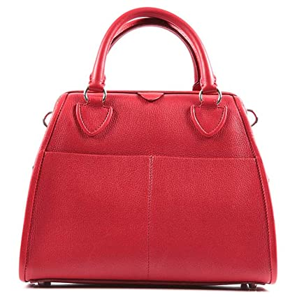 7612eb18f4 Marc Jacobs sac à main femme en cuir small jema rouge: Amazon.ca: Luggage &  Bags