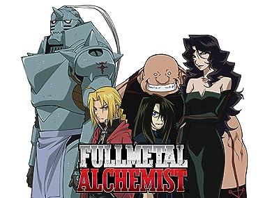 Amazon Fullmetal Alchemist Season 2