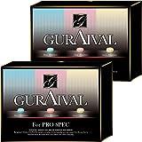 自信増大サプリメント グライバル(Guraival)2箱60日分