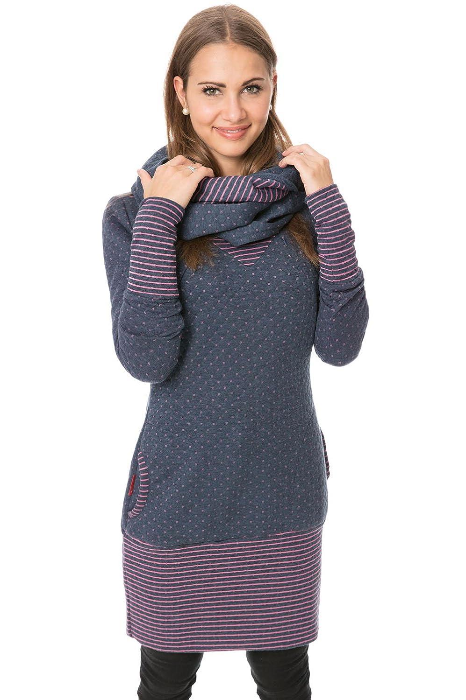 GoFuture Damen Set (3in1 Pullover + Tuch) ADELE GF2394