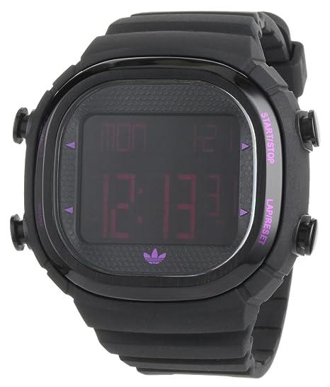 adidas ADH2077 - Reloj de pulsera hombre, color negro: Adidas: Amazon.es: Relojes