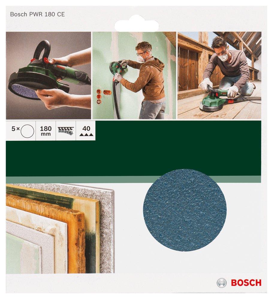 Bosch 2609256D36 Disque abrasif 180 mm G40