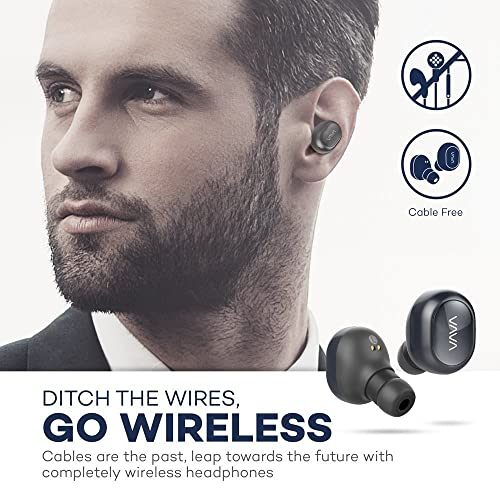 VAVA Bluetooth 4.1 Wire-Free In-Ear Headphones