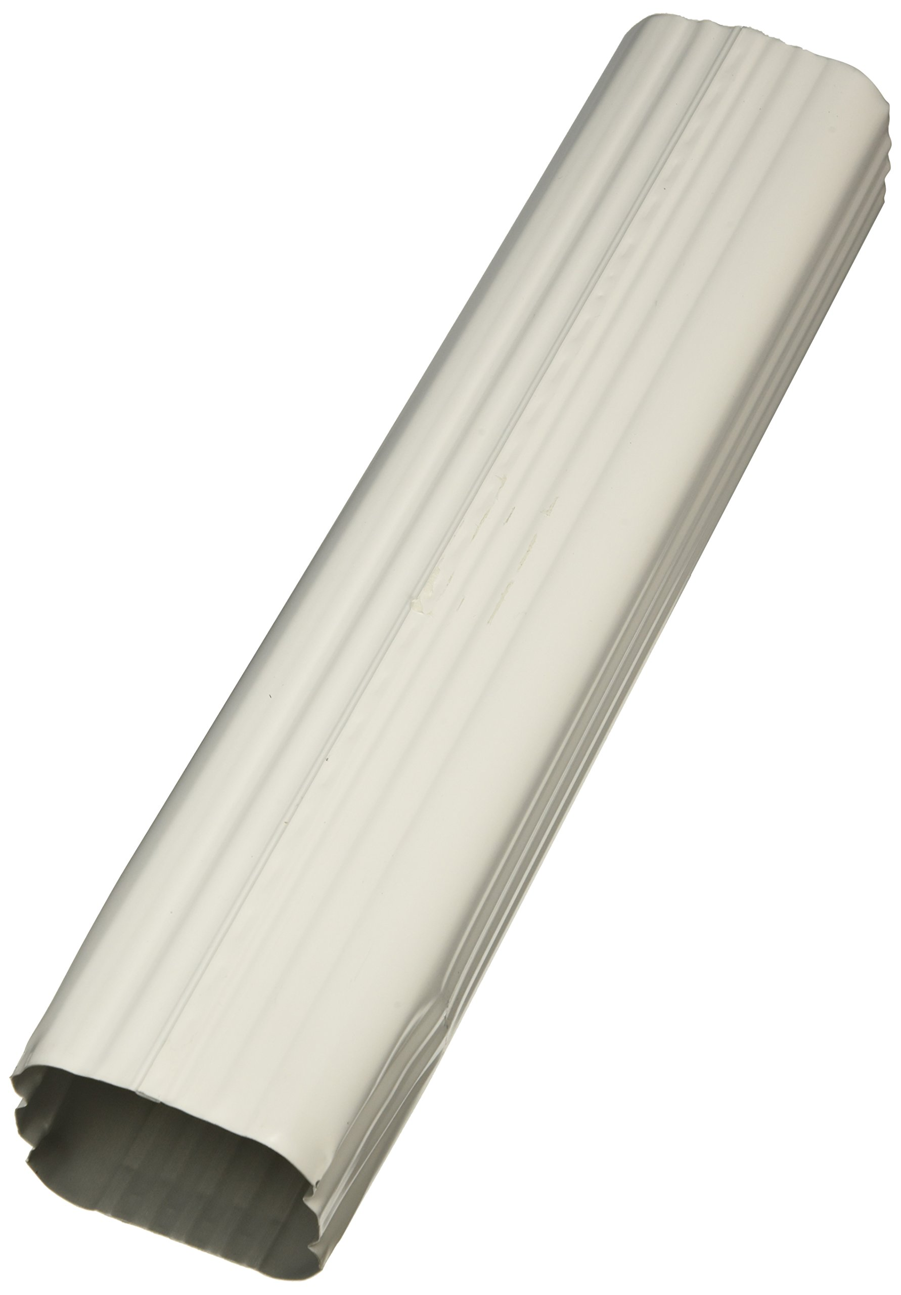 AMERIMAX HOME PRODUCTS 27075 15-Inch Downspout Extension, White