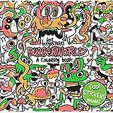 Jon Burgerman's Burgerworld: A Coloring Book