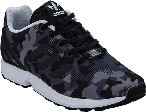 Baskets Adidas ZX Flux J Noir 39 1 3 Noir: