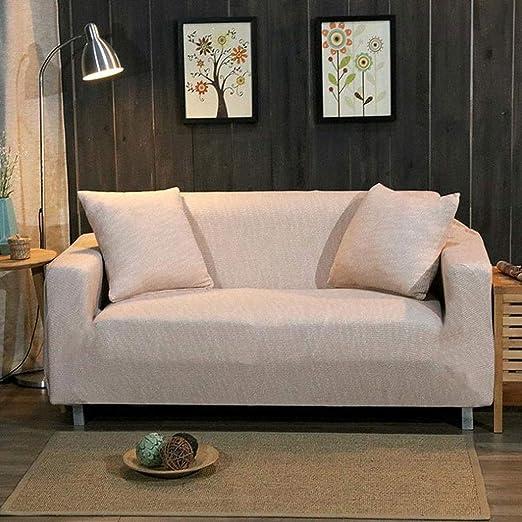 JYQ-SZRQ Funda de sofá, Juego de sofás Muebles de rayón ...