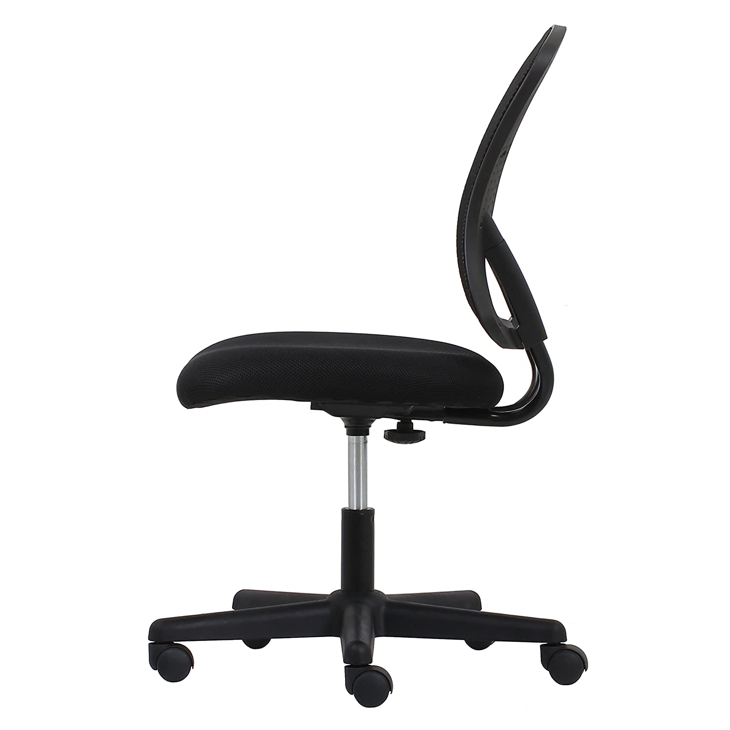 Amazoncom Essentials Swivel Mesh Task Chair Ergonomic Computer