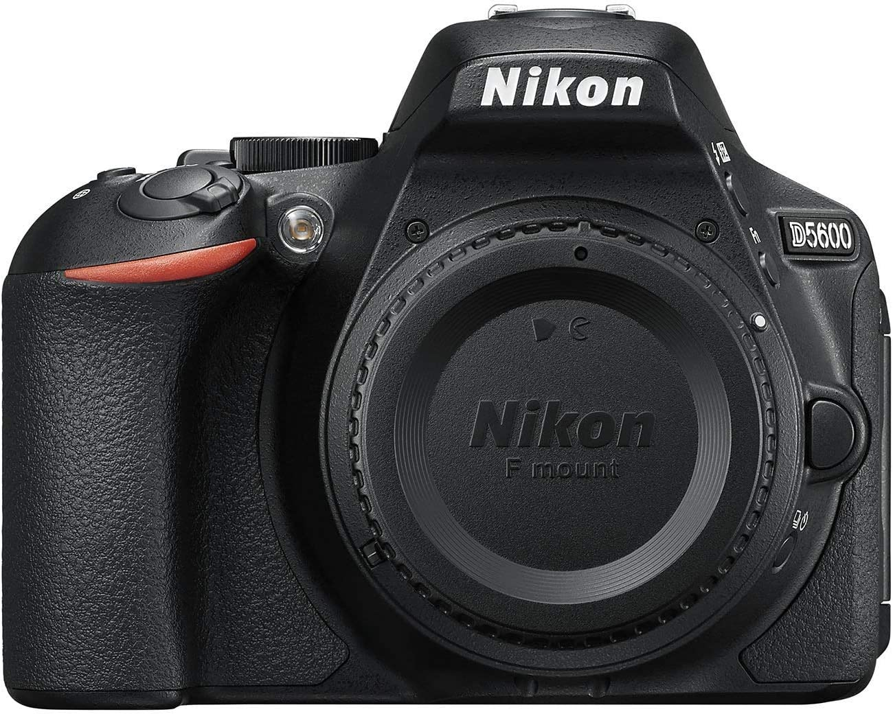 Nikon D5600 DX-Format Digital SLR Body (Renewed)