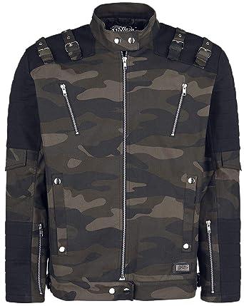 Vixxsin Joyride Jacket Jacke Camouflage S: : Bekleidung