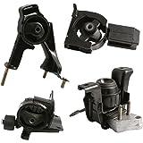 4pcs Motor Mounts Set Kit Comp...