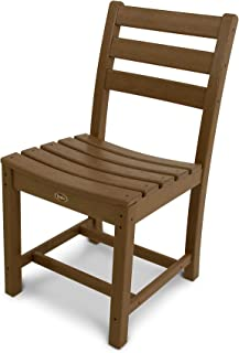 product image for Trex Outdoor Furniture Monterey Bay Dining Side Chair in Tree House