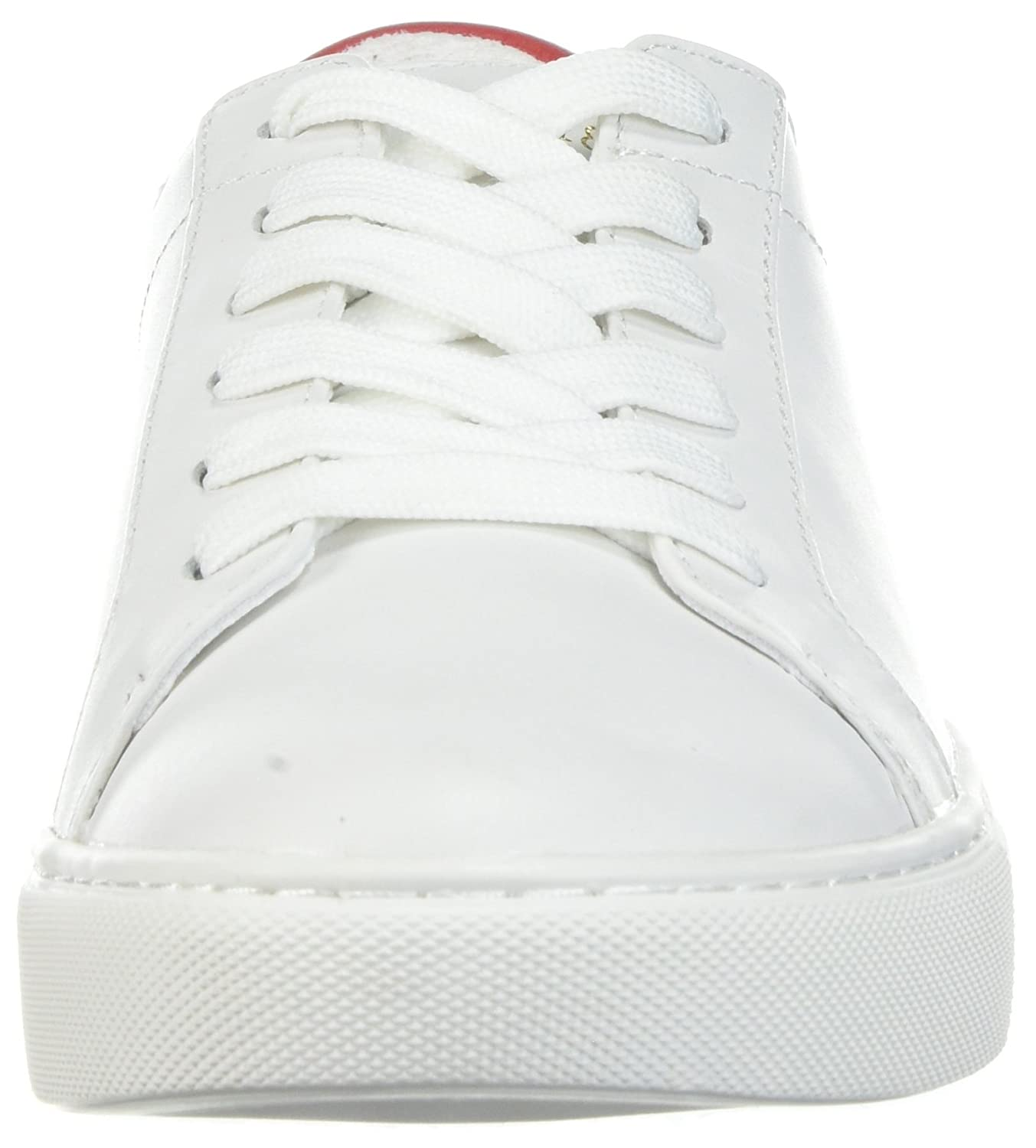 Kenneth Cole New York Women's Kam Lace up Chinese New Year-Techni-Cole 37.5 Lining Sneaker B075KX4VP8 8.5 B(M) US|White