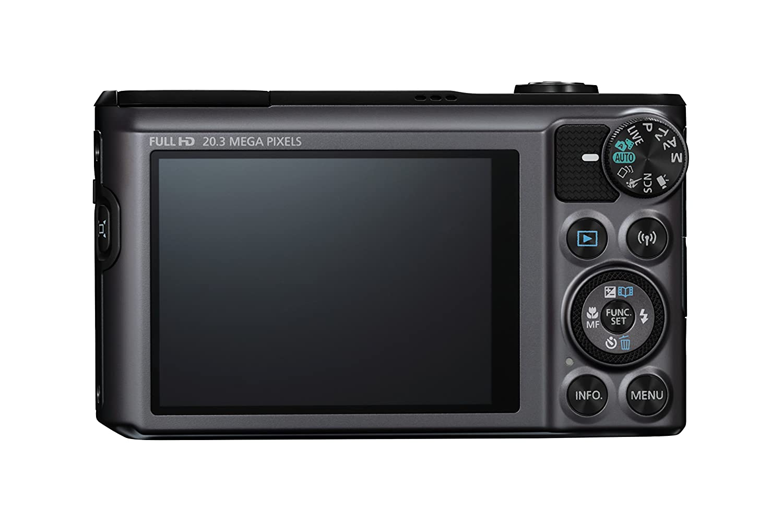Amazon.com : Canon PowerShot SX720 HS (Black) : Camera & Photo