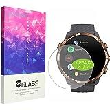 for SUUNTO 7 Screen Protector, Blueshaw 9H Tempered Glass Screen Protector for SUUNTO 7 Smartwatch (3 pack)