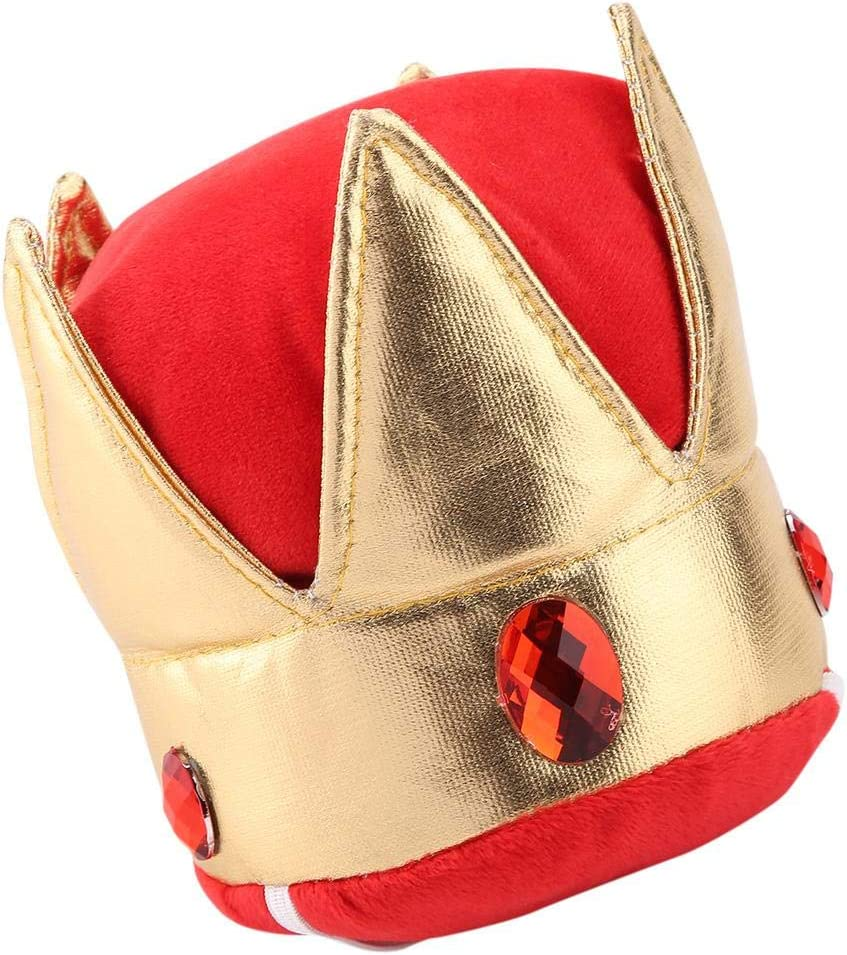 Pet Supplies for Dog Cat Birthday Party YOUTHINK Dog Costume Pet Crown Hat