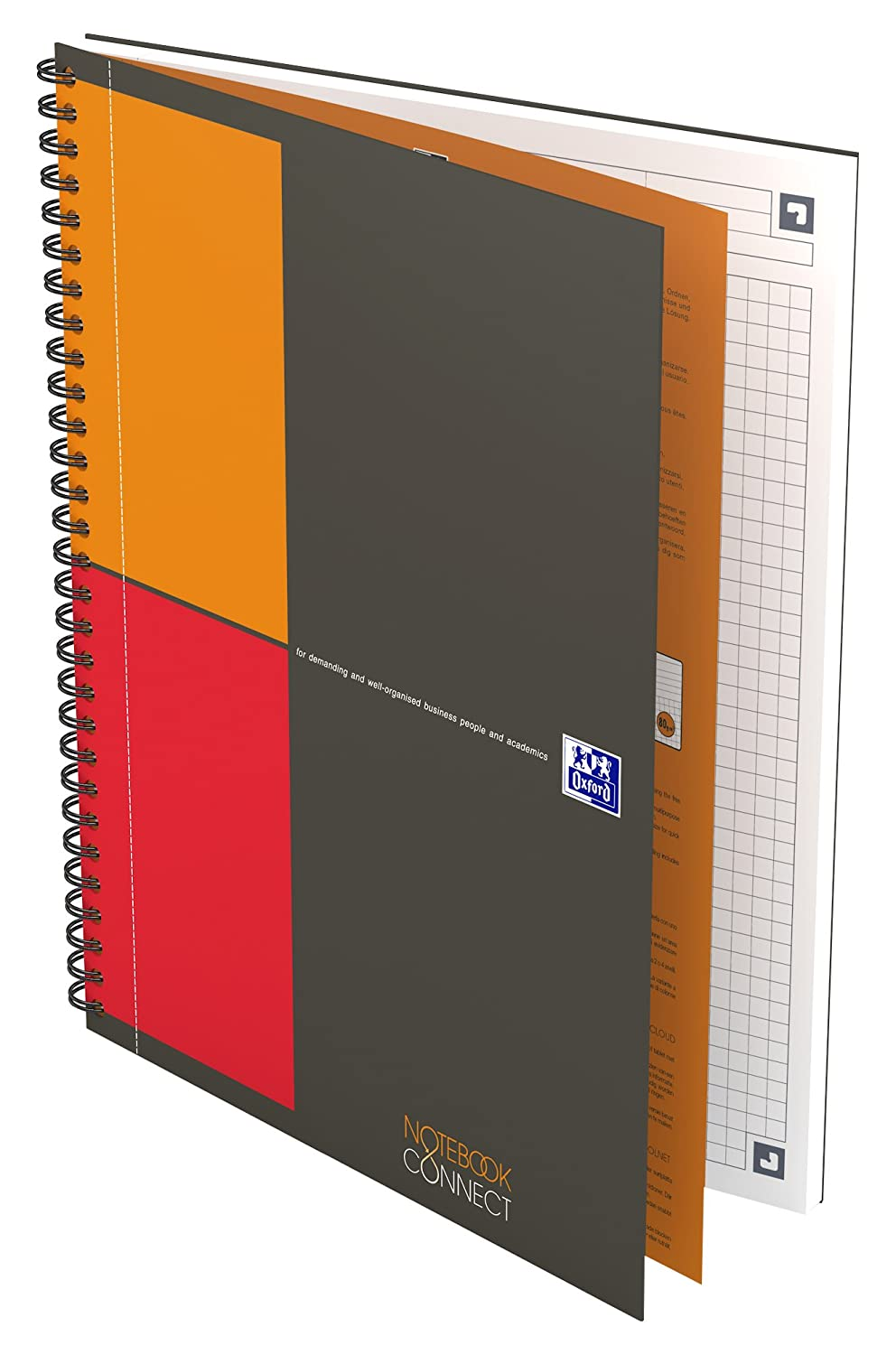 Oxford 400080784 per quaderno a spirale Hamelin Brands