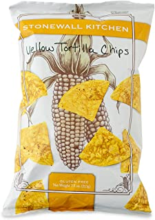 product image for Stonewall Kitchen Yellow Tortilla Chips, 7.5 Ounce Bag