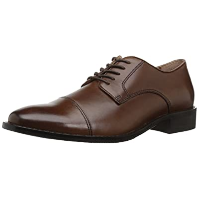 Brand - 206 Collective Men's Warren Cap-Toe Oxford Dress Shoe: Shoes