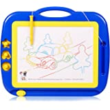 Holy Stone Magnetic Drawing Board Erasable Colorful Doodle Sketch Large Size Upgraded Version