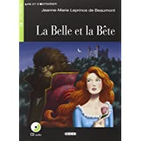 La Belle et la Bête. Con CD Audio