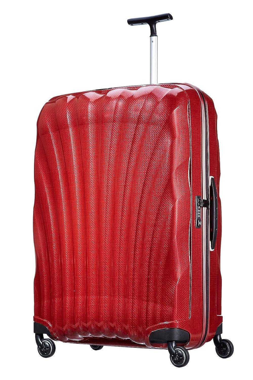 [サムソナイト] スーツケース コスモライト スピナー81 123L 3.1kg 10年保証 大容量 (旧モデル) B00BVPGI2C レッド
