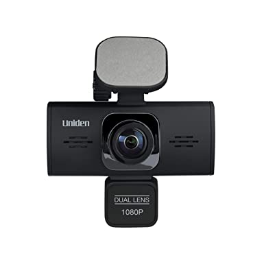 Uniden DC360 iWitness Dual-Camera Front /& Rear Automotive Dashcam Video Recorder