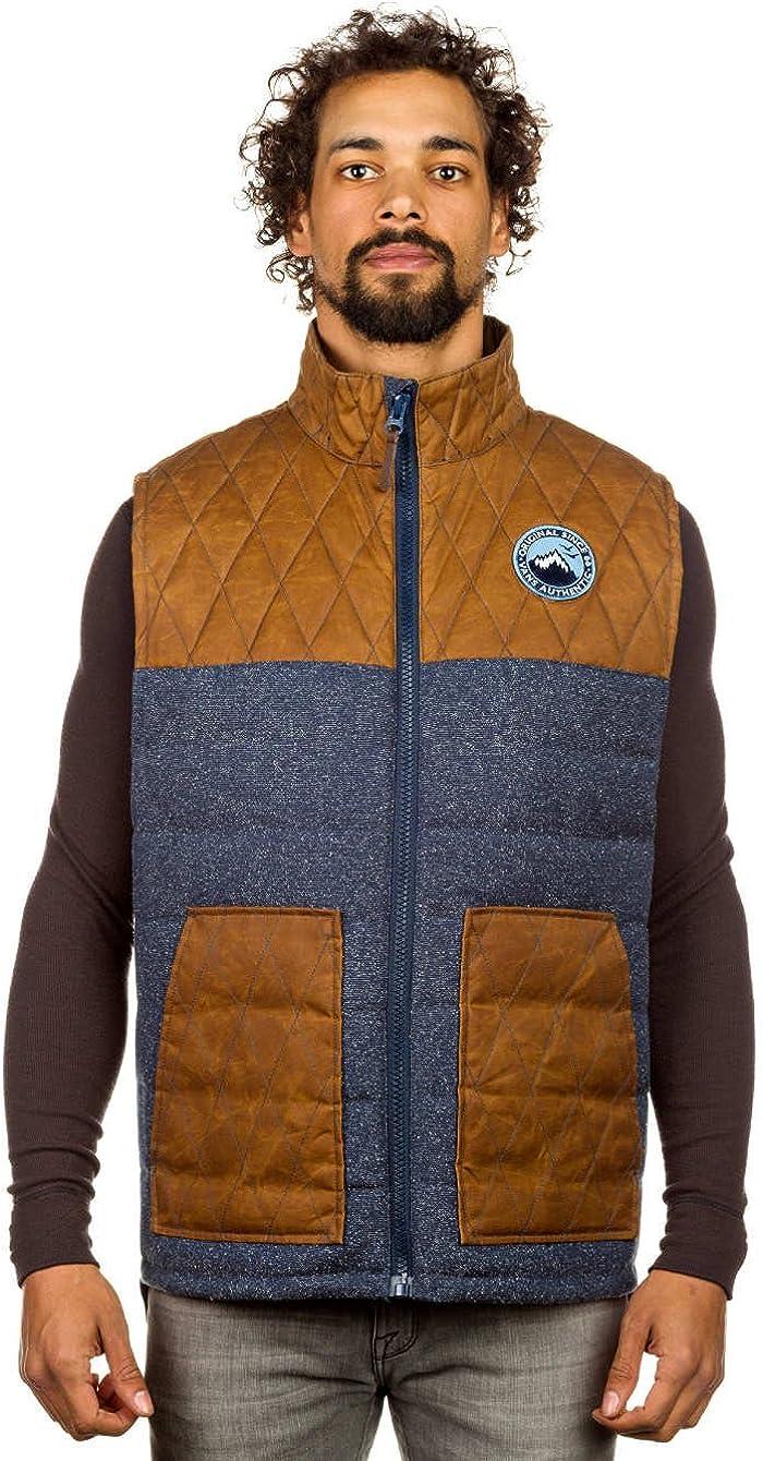 Giubbotto uomini Vans BRIDGER marrone: Amazon.it: Abbigliamento