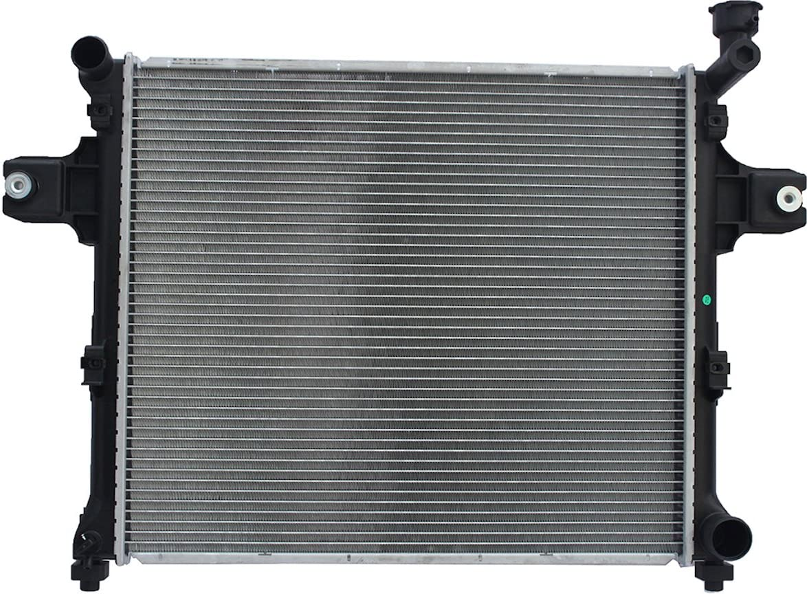 OSC Cooling Products 2480 New Radiator