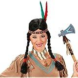 Collar bisutería de indio accesorio moda tribu