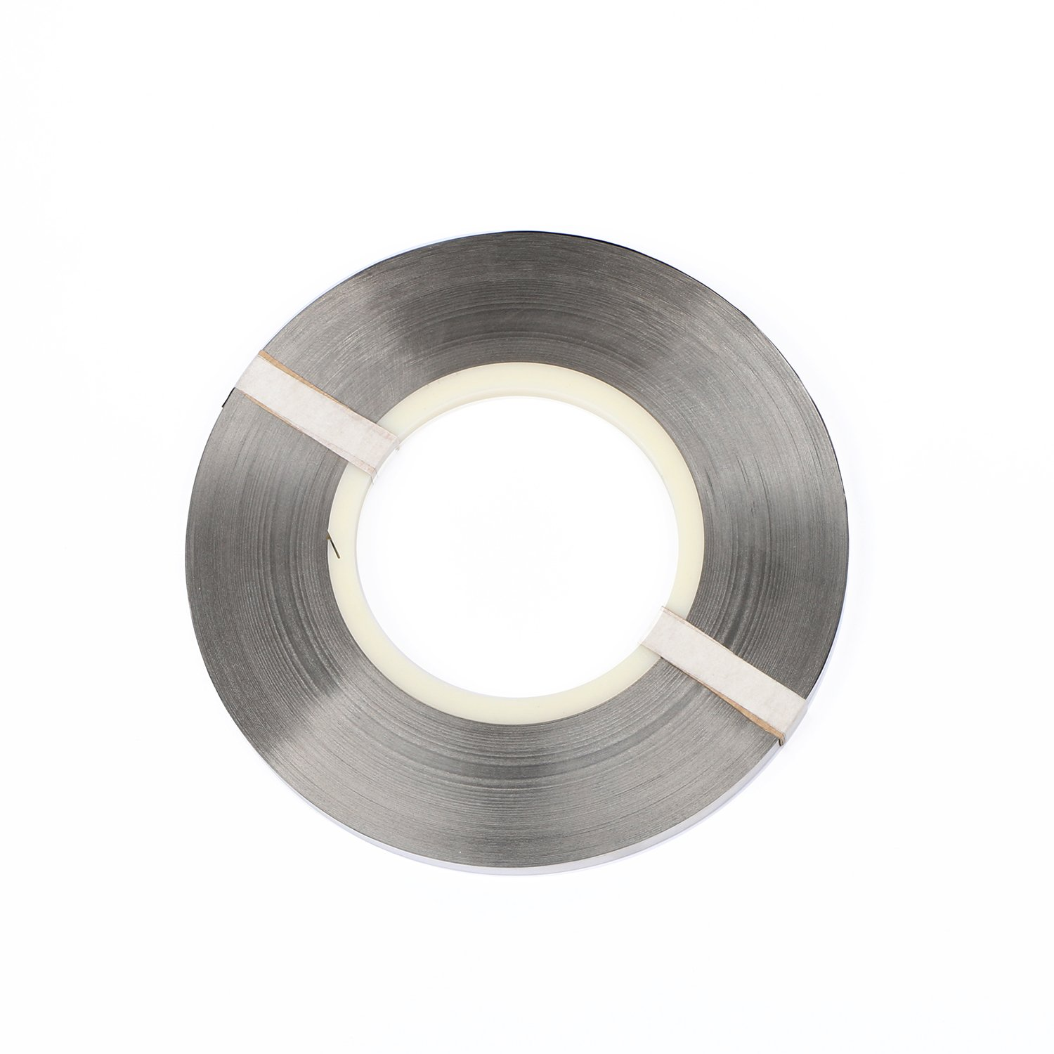 Pure Nickel Strip- 1kg (2.2lbs) Roll of 0.15x8mm 99.6% Nickel for 18650 Soldering, Li-Po Battery, NiMh and NiCd Battery Pack Battery and Spot Welding, by U.S. Solid by U.S. Solid