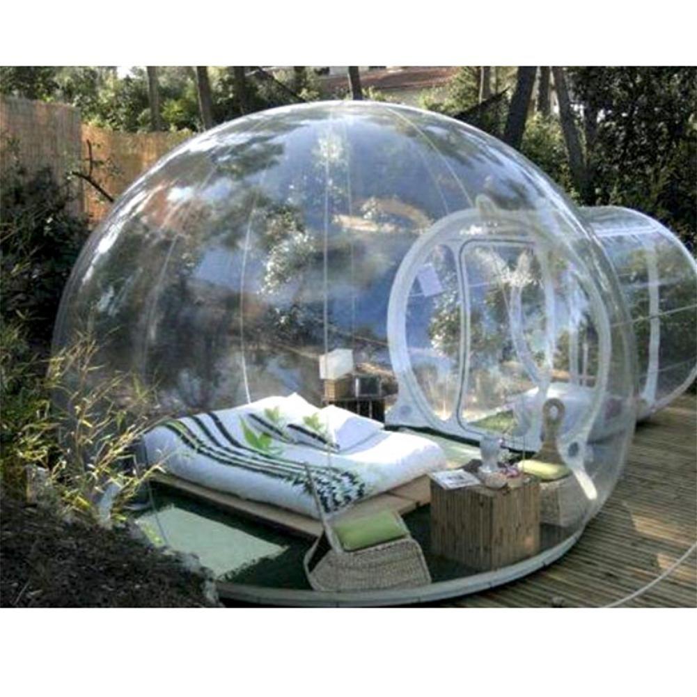 wenbiaoxueball aufblasbar transparent aufblasbare Zelte Sunshine ...